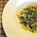 Spinach-Cheese Pasta